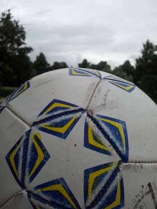 Football Ball Soccer Sport Game