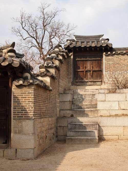 Forbidden City Changdeokgung Republic Of Korea
