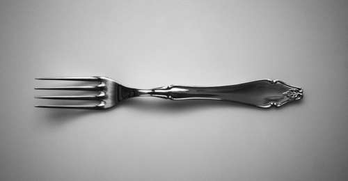Fork Tool Table Eat Silver Kitchen Precious