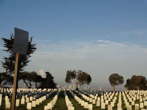 Fort Rosecrans Memorial Cemetery Military Cemetery