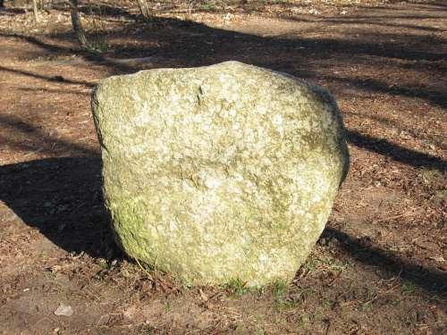 Foundling Boulders Rocks Boulder