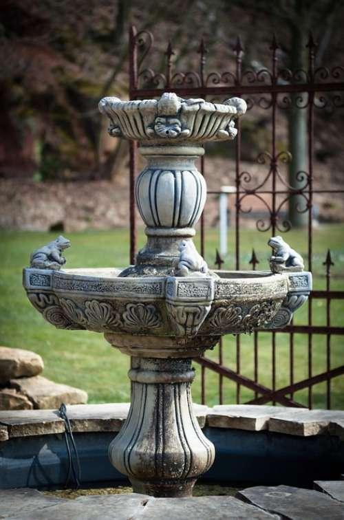 Fountain Art Culture Antiquity Garden