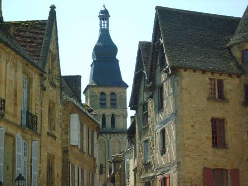 France Sarlat Old Town
