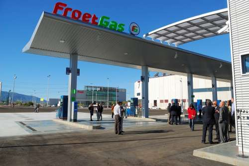 Froet Gas Petrol Station Gasoline Discount
