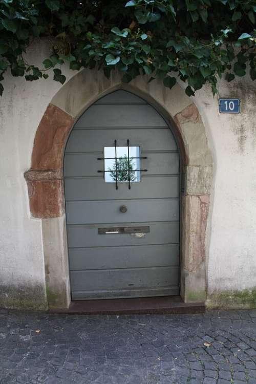 Front Door House Entrance Mediterranean Door
