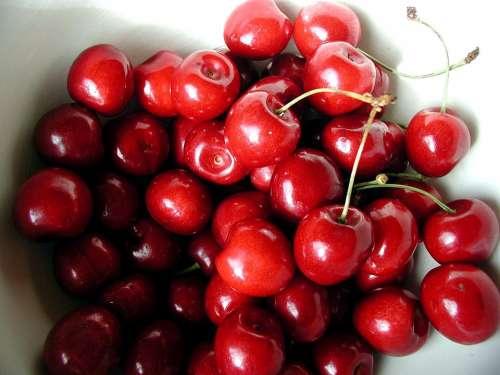 Fruts Sweet Fruit Cherry Fruits Plants Flora