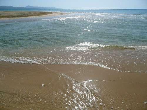 Fuerteventura Canary Beach Sea Water Low