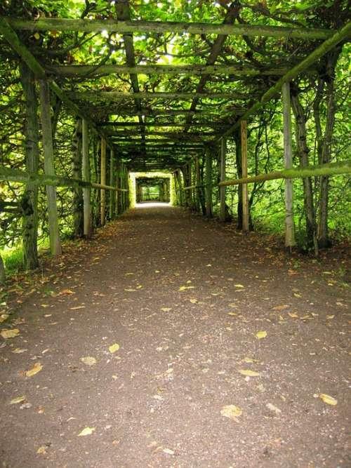 Garden Arcades Tunnel