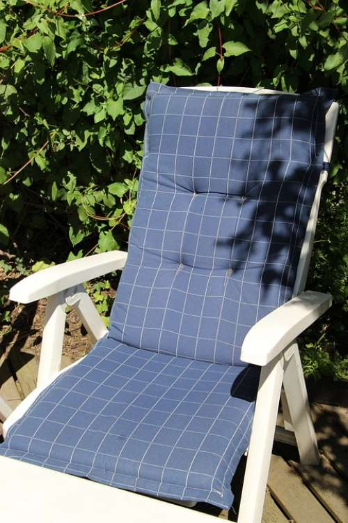 Garden Chair Deck Chair Garden Terrace Balcony Out