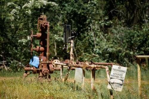 Gas Line Industrial Pipe Oilfield Industry