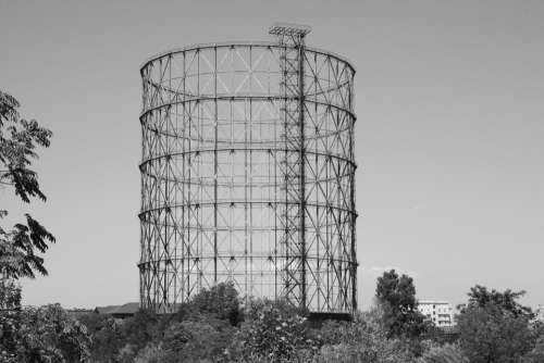 Gasometer Rome