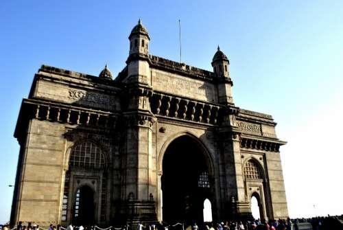 Gateway Of India Mumbai Gate Architecture Monument