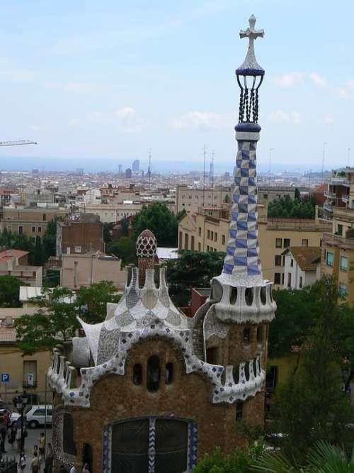 Gaudí Barcelona Architecture