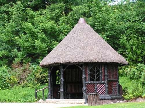 Gazebo Wood Scotland