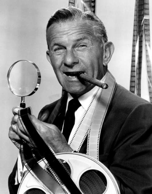 George Burns Comedian Actor Writer Vaudeville Film