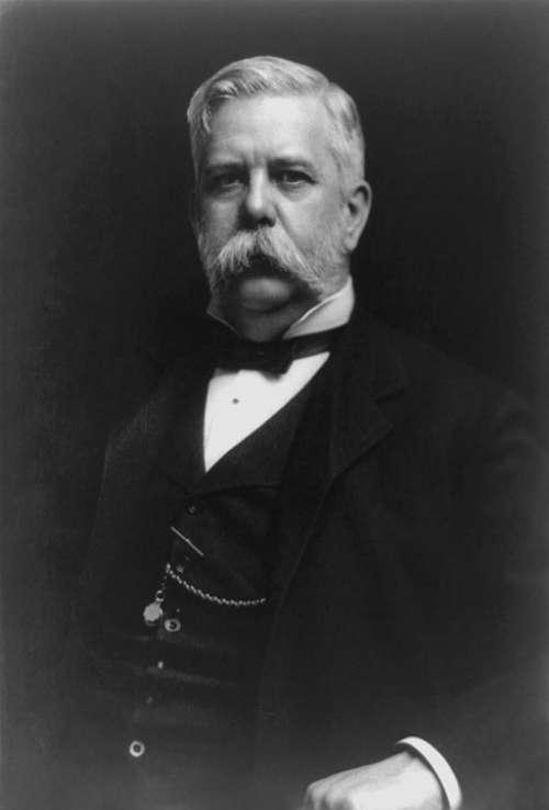 George Westinghouse Entrepreneur Engineer Inventor