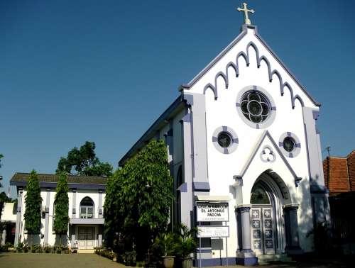 Gereja Pasuruan Jawa Timur East Java Java