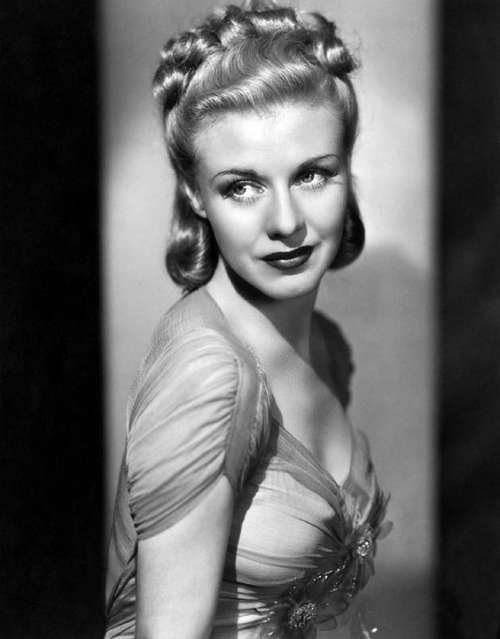 Ginger Rogers Actress Vintage Movies
