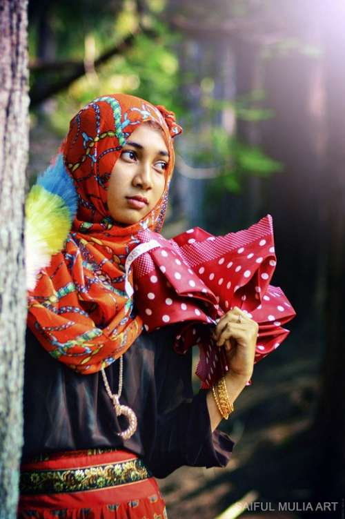 Girl Woman Islamic Islam Arab Arabic Susi Amalia