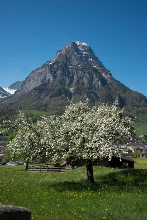 Glarus Glärnisch Mountains Switzerland