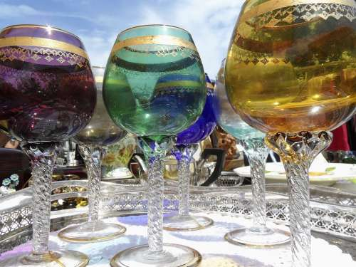 Glass Murano Glasses