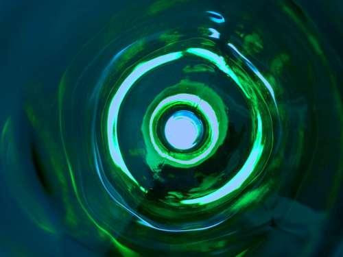 Glass Color Game Shiny Focus Lichtspiel Color