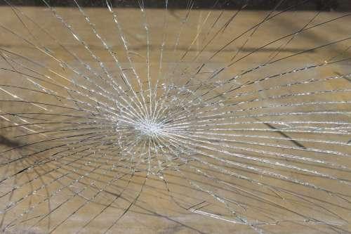 Glass Breakage Glass Broken Splitter Fragile