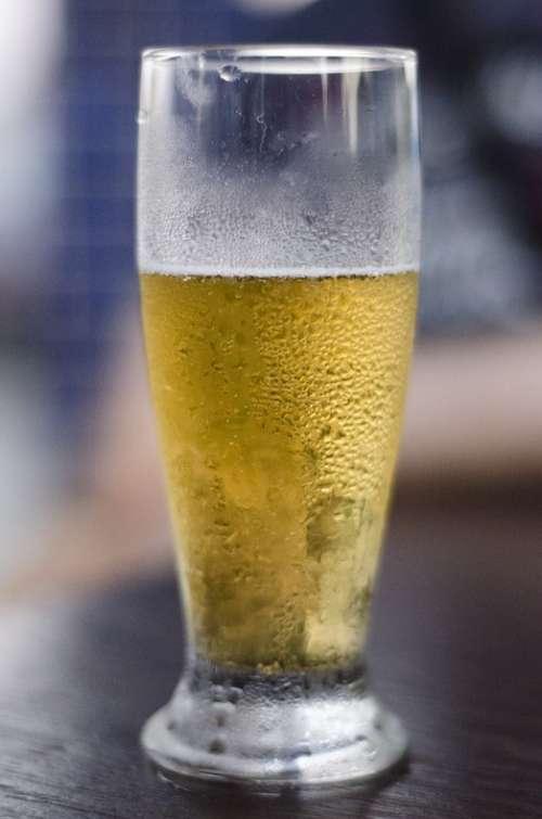 Glass Of Beer Beer Drink