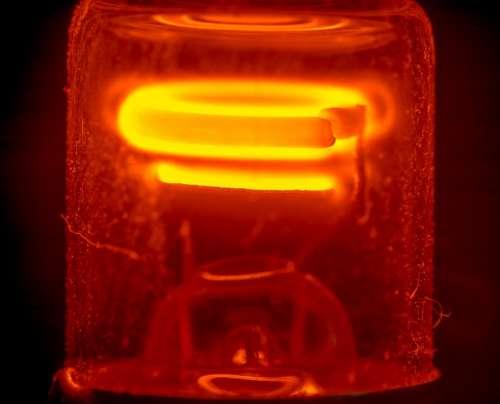 Glow Lamp Light Light Bulb Glow Filament Glow Wire
