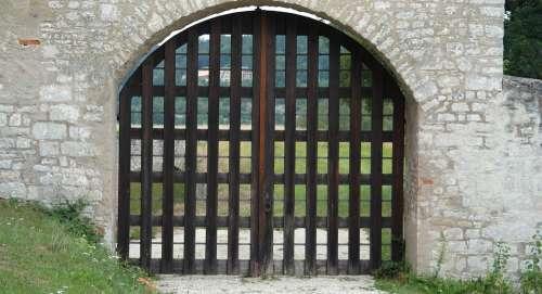 Goal Antique Building Nostalgia Castle Fortress