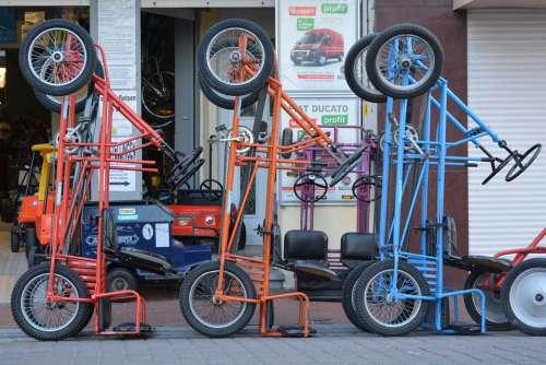 Gocart Bicycle Wheels