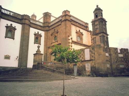 Gran Canaria Las Palmas De Gran Canaria Canary Duomo