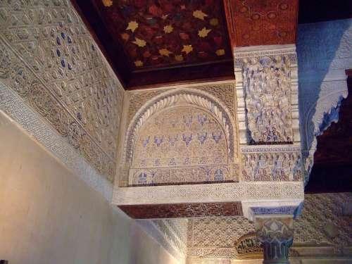Granada Andalusia Spain Alhambra