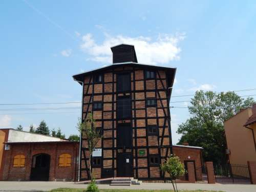 Granary Architecture Monument Building Poland