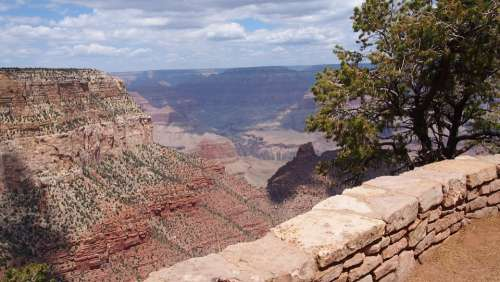 Grand Canyon Panorama Arizona