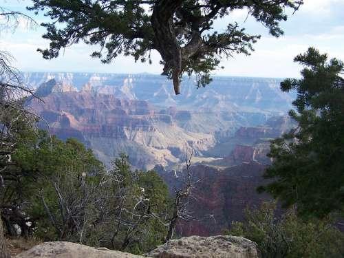 Grand Canyon National Park Arizona Canyon
