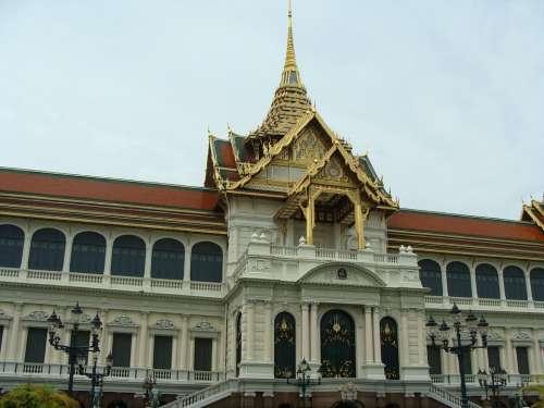Grand Palace Bangkok Thailand Palace Architecture