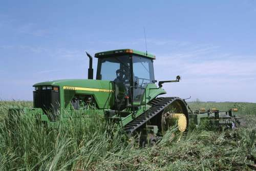 Grass Working Wehicle Stron Big Tractor Vehicles