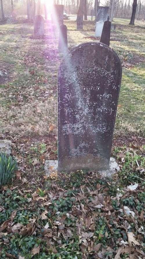 Grave Graveyard Cemetery Ground Death Dead