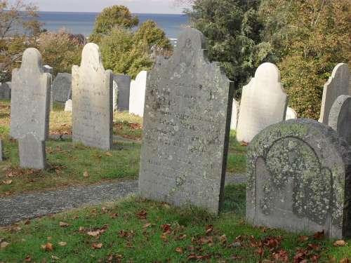 Gravestone Cemetery Grave Graveyard Old Vintage