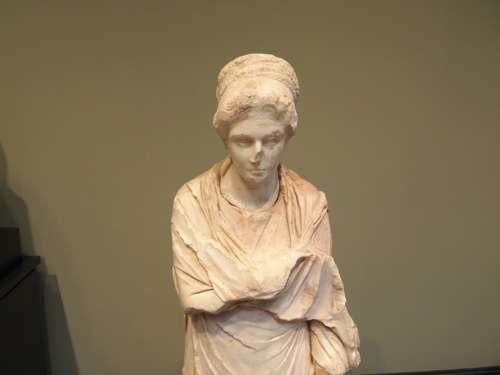 Greek Sculpture Statue Art Ancient Greece Style