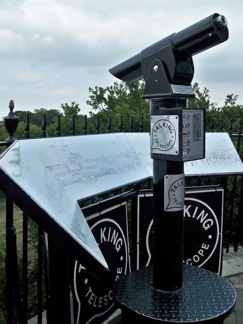 Greenwich Observatory Telescope