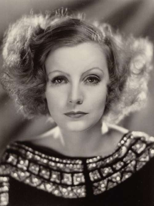 Greta Garbo Actress Vintage Movies Motion Pictures