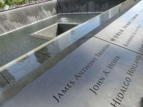 Ground Zero Usa New York World Trade Center