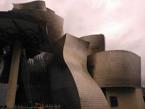 Guggenheim Museum Bilbao Basque Country Spain