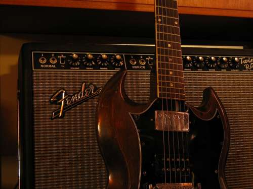 Guitar Amplifier Desktop