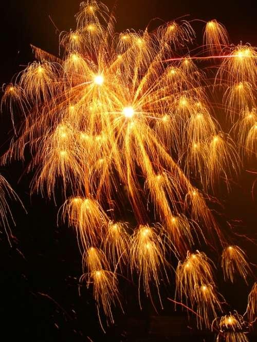 Gunpowder Fire Articiales Celebration Party