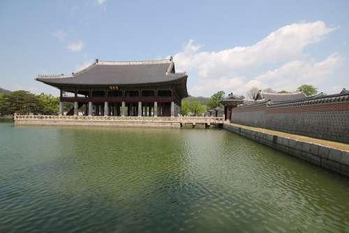 Gyeongbuk Palace Forbidden City The Joseon Dynasty