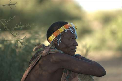 Hadzabe Tribe Of The Lady Boss North Tanzania