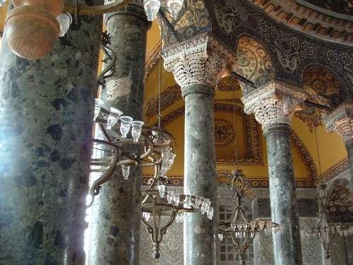 Hagia Sophia Istanbul Architecture